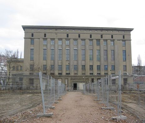 Berghain at 6am